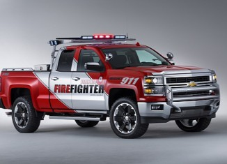 Chevrolet Silverado Volunteer Firefighter