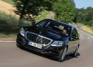 Mercedes-Benz S500 Plug In Hybrid 2015