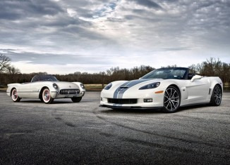 Chevrolet Corvette 427 Convertible 2013
