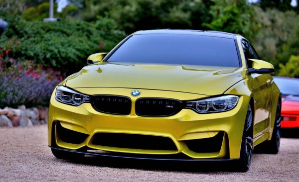 G-Power увеличило мощность BMW M4 Coupe