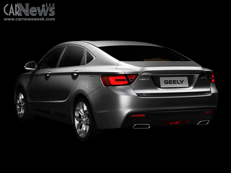 Geely2016