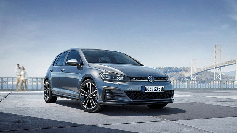 Volkswagen Golf сохранил лидерство в Европе в прошлом году