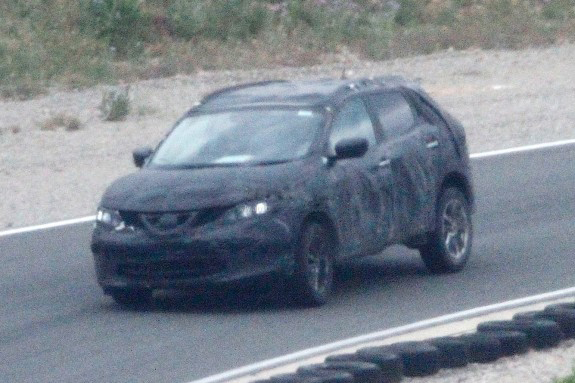 Nissan Qashqai второго поколения в Европе: первые фото