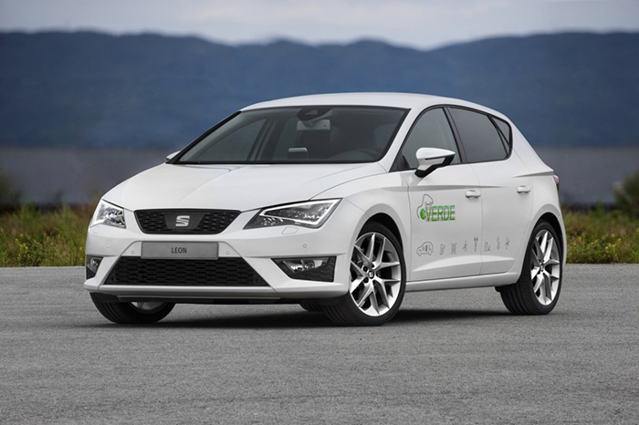 SEAT показал гибридную версию Leon – Verde