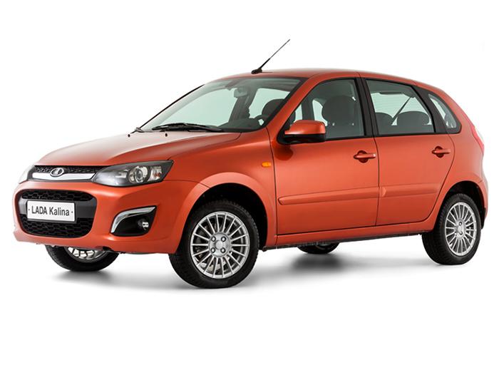 Стали известны цены на Lada Kalina с парктроником и ESC