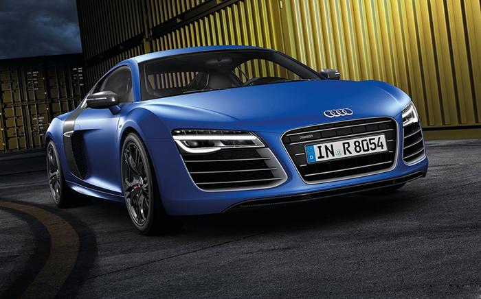Audi покажет новый спорткар через неделю