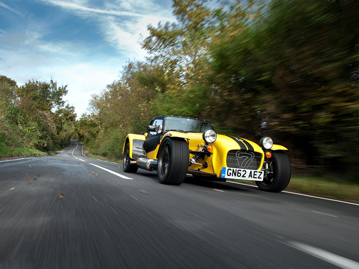 Caterham, Alpine