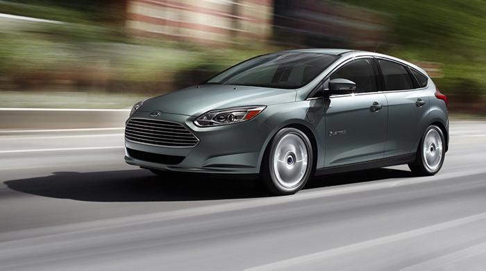 В Германии собрали первый электрокар от Ford