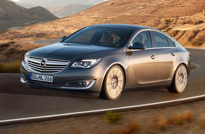 Opel официально представил обновленное семейство Insignia