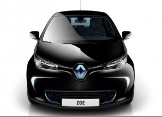 Renault ZOE Small Car