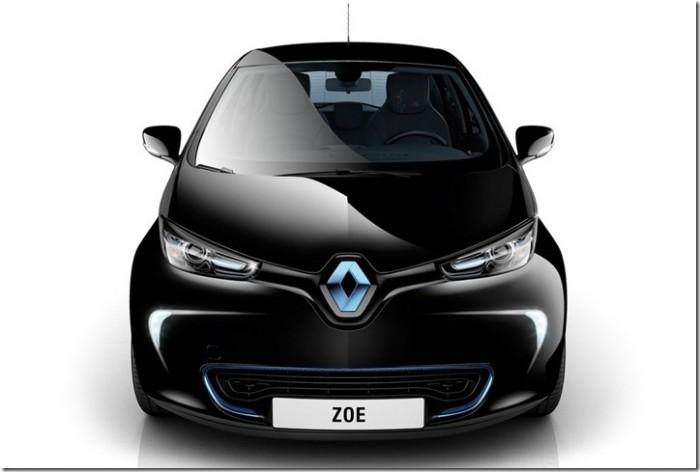 Renault ZOE Small Car