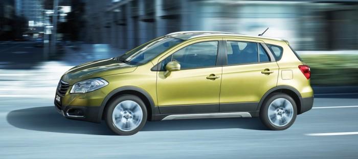 Suzuki создаст и покажет конкурента Nissan Juke в 2015 году