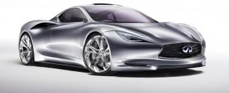 Infiniti Emerg-E Concept 2012