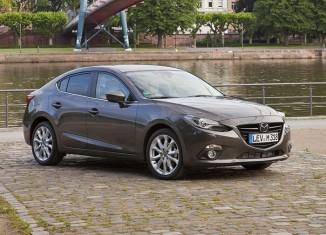 Mazda 3 Sedan 2014