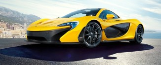 McLaren P1 2014