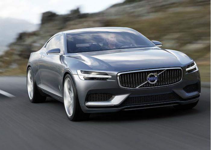 Volvo Coupe Concept 2013