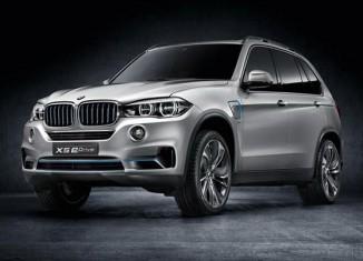 BMW X5 e-Drive