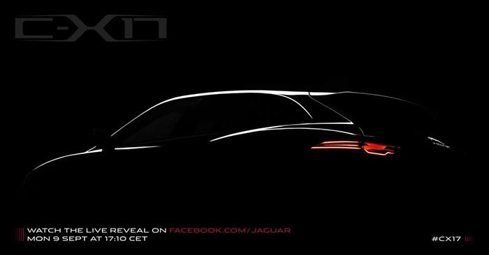 Jaguar Q-Type