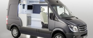 Mercedes-Benz Sprinter Caravan Concept 2013
