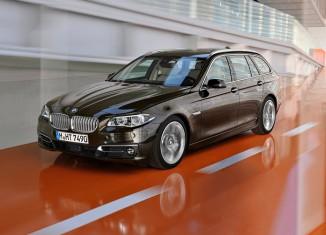 BMW 5-Series Touring 2014