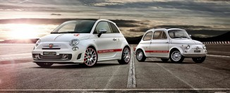 Fiat 595 Abarth 50th Anniversary 2014