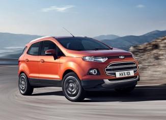 Ford EcoSport EU Version 2014 (1)
