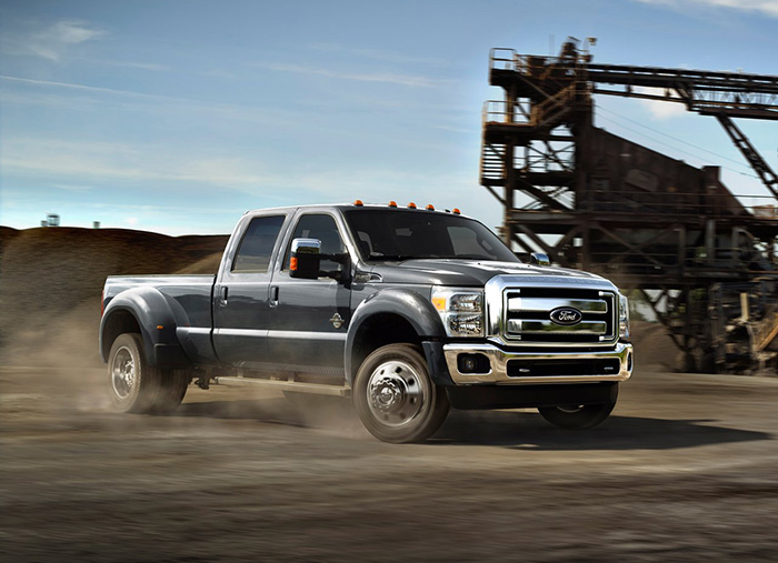 Ford Super Duty 2015