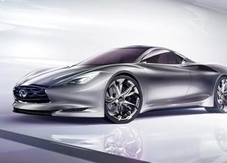 Infiniti Emerg E Concept 2012