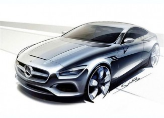 Mercedes S Class Coupe