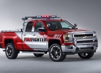 Chevrolet Silverado Volunteer Firefighter