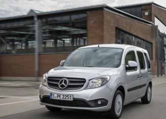 Mercedes-Benz Citan Crewbus