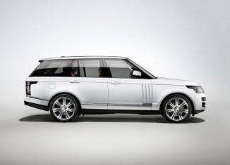 Land Rover Range Rover L