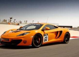 McLaren 12С GT Sprint