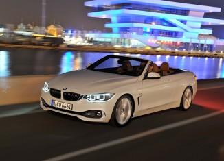 BMW 4-Series Convertible 2014