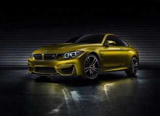 BMW M4 Coupe Concept