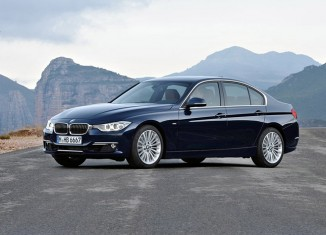BMW 3-Series Sedan 328i xDrive