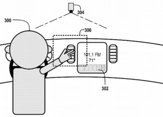 google-car-gesture-patent