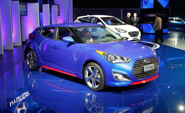 Hyundai Veolster Turbo R-Spec