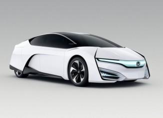 Honda FCEV Concept 2013