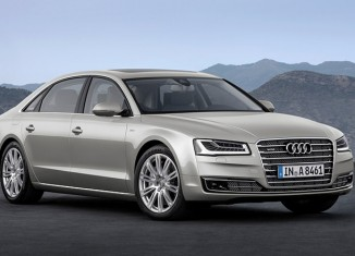 Audi A8L 2014