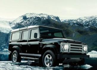 Land Rover Defender Rockwall