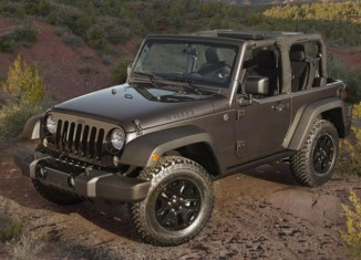 Wrangler Willys Wheeler Edition