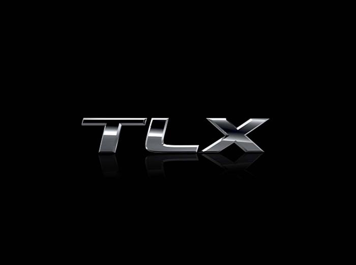 Acura TLX teaser
