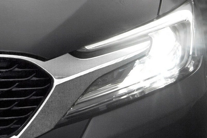 Citroen DS4 teaser