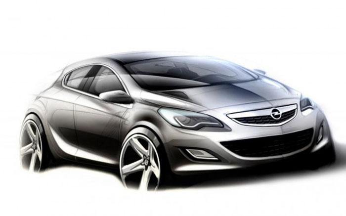 Opel Astra OPC Concept