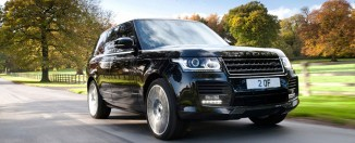 Land Rover Range Rover by Overfinch