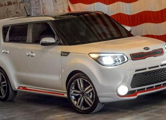Kia Soul Red Zone