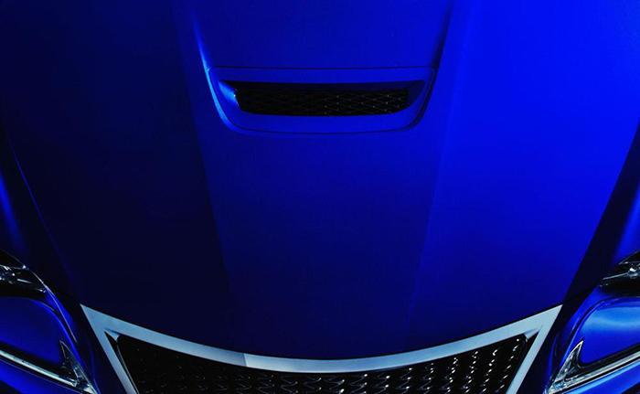 Lexus RC А teaser