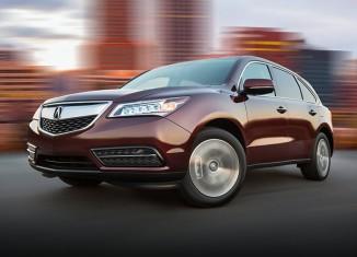 Acura MDX 2014
