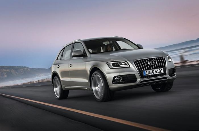 Audi Q5 2013
